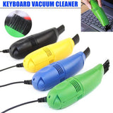 Computer Keyboard Mini USB Vacuum Cleaner