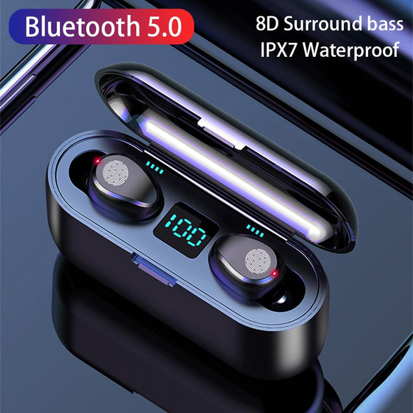 Wireless Earphone Bluetooth V5.0