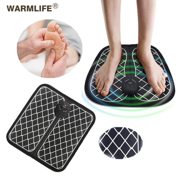 Electric EMS Foot Vibrate Massager