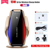 Car Wireless Charger & Holder