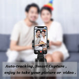 Intelligent Auto Face or Object Tracking Selfie Phone Mount