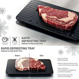2-in-1 Premium Fast Defrosting Tray
