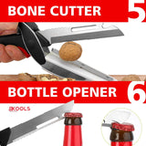 Clever Cutter Kitchen Knife