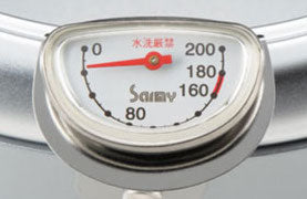 Tempura Deep Fryer with Thermometer