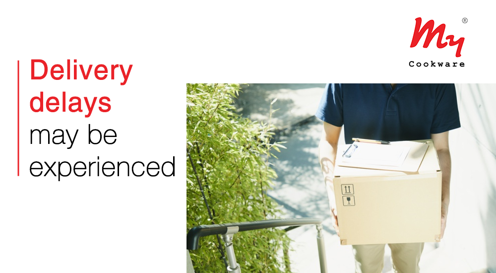 Notice of General Delay from Australia Post