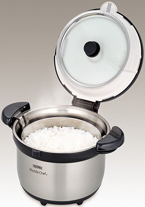 Thermos Shuttle Chef Thermal Cooker 3L Silver