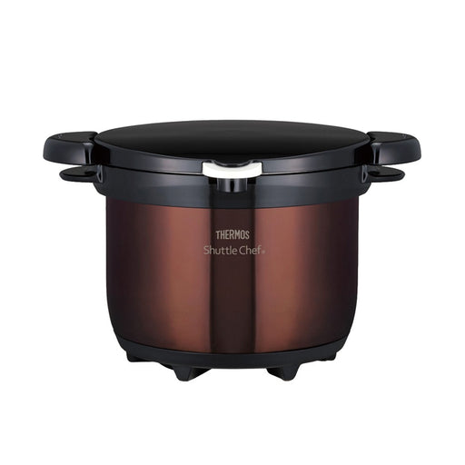 Thermos Shuttle Chef Thermal Cooker 3L Brown