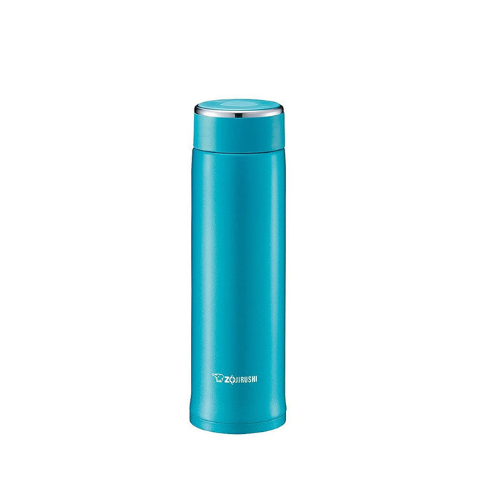 Zojirushi SM-LA48-AV Vacuum Insulated Flask 480ml Turquoise Blue