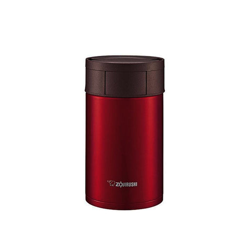 Zojirushi SW-HC55-RC Vacuum Food Jar 550ml Red
