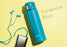 Zojirushi SM-PB34-AM Vacuum Insulated Flask 340ml Marine Blue