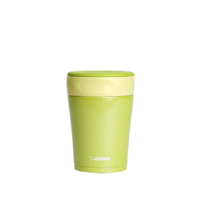 Zojirushi SW-GA36-GR Vacuum Food Jar 360ml Lime Yellow