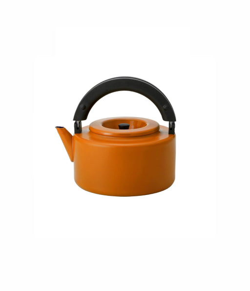 CB Japan Alaw Flat Kettle 2.3L  (橙色)