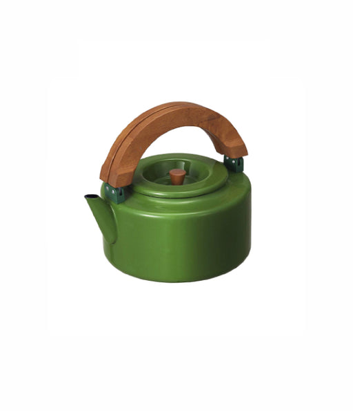CB Japan Alaw Flat Kettle 2.3L  (绿色)