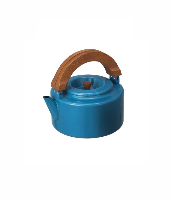 CB Japan Alaw Flat Kettle 2.3L - Blue