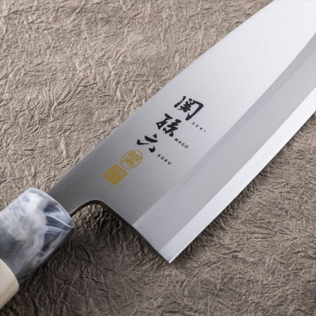Kai Seki Magoroku Japanese Deba Knife 180mm