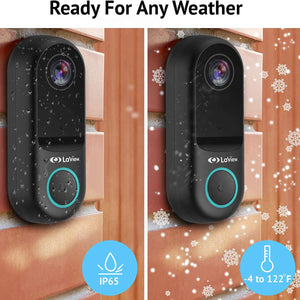Doorbell DB5 Camera & Smart Lock HU04
