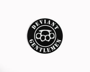 Deviant Gentlemen Sticker