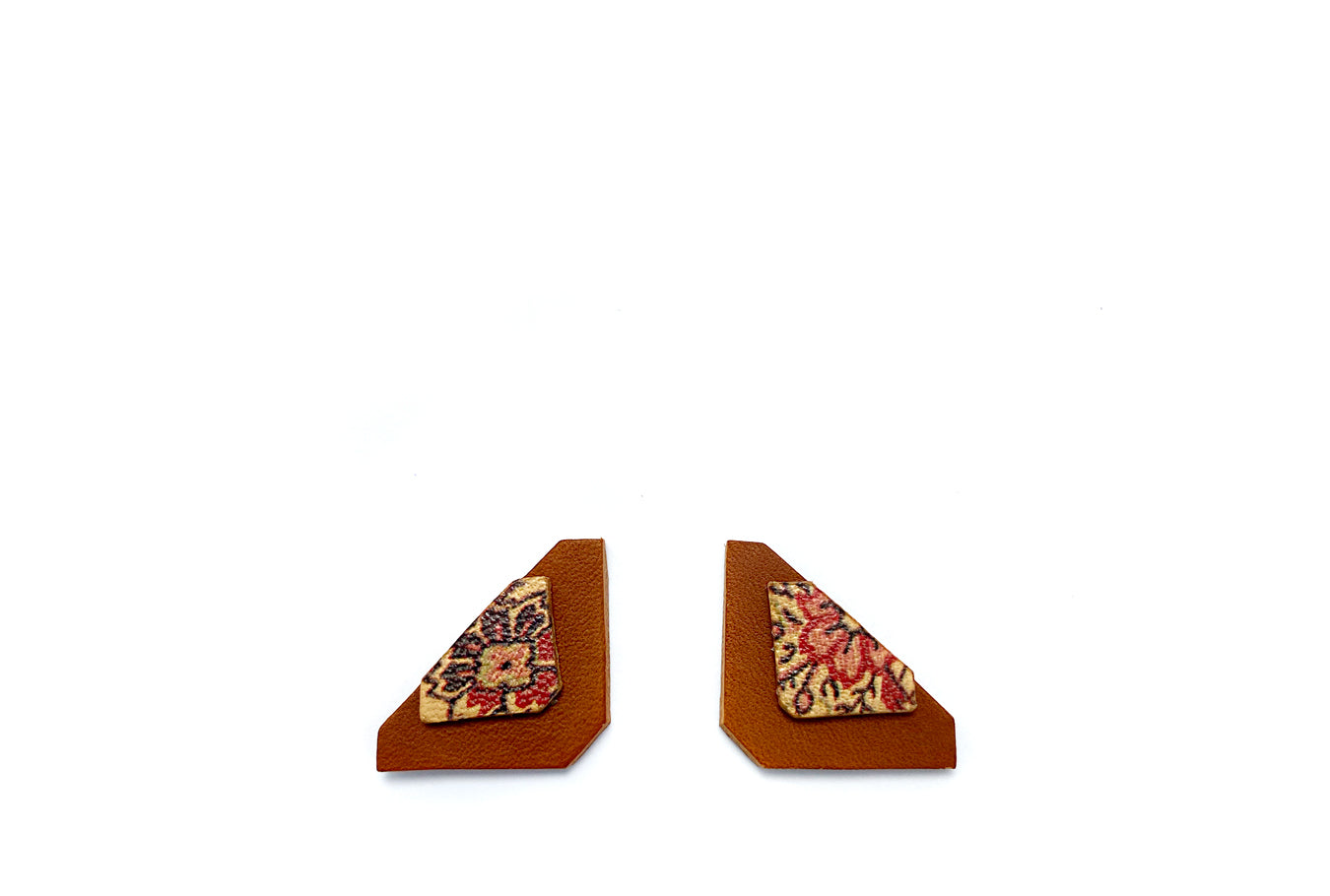 Paisley & Brown Asci Earrings