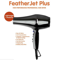 Load image into Gallery viewer, Feather Jet Blowdryer