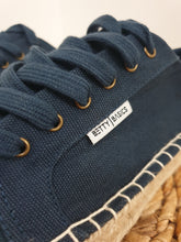 Load image into Gallery viewer, Voyage Espadrille Sneaker - Ink
