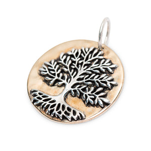 Tree Of Life Charm Large