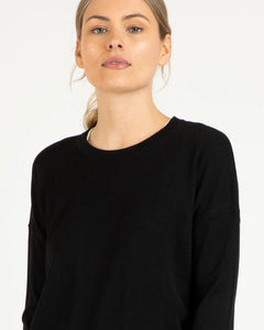 Sophie Knit Jumper - Black