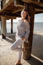 Load image into Gallery viewer, Seascape Organic Breezy Pant - Silver