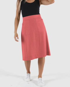 Morgan Skirt - Berry