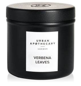 Verbena Leaves - Travel Candle