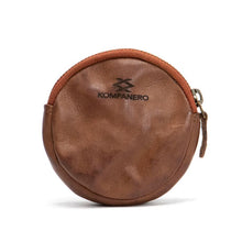 Load image into Gallery viewer, Winni Coin Purse - Cognac