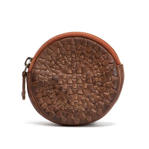 Winni Coin Purse - Cognac