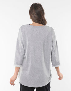 Alice Crew - Grey Marle
