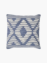 Load image into Gallery viewer, Crete Cushion - Indigo