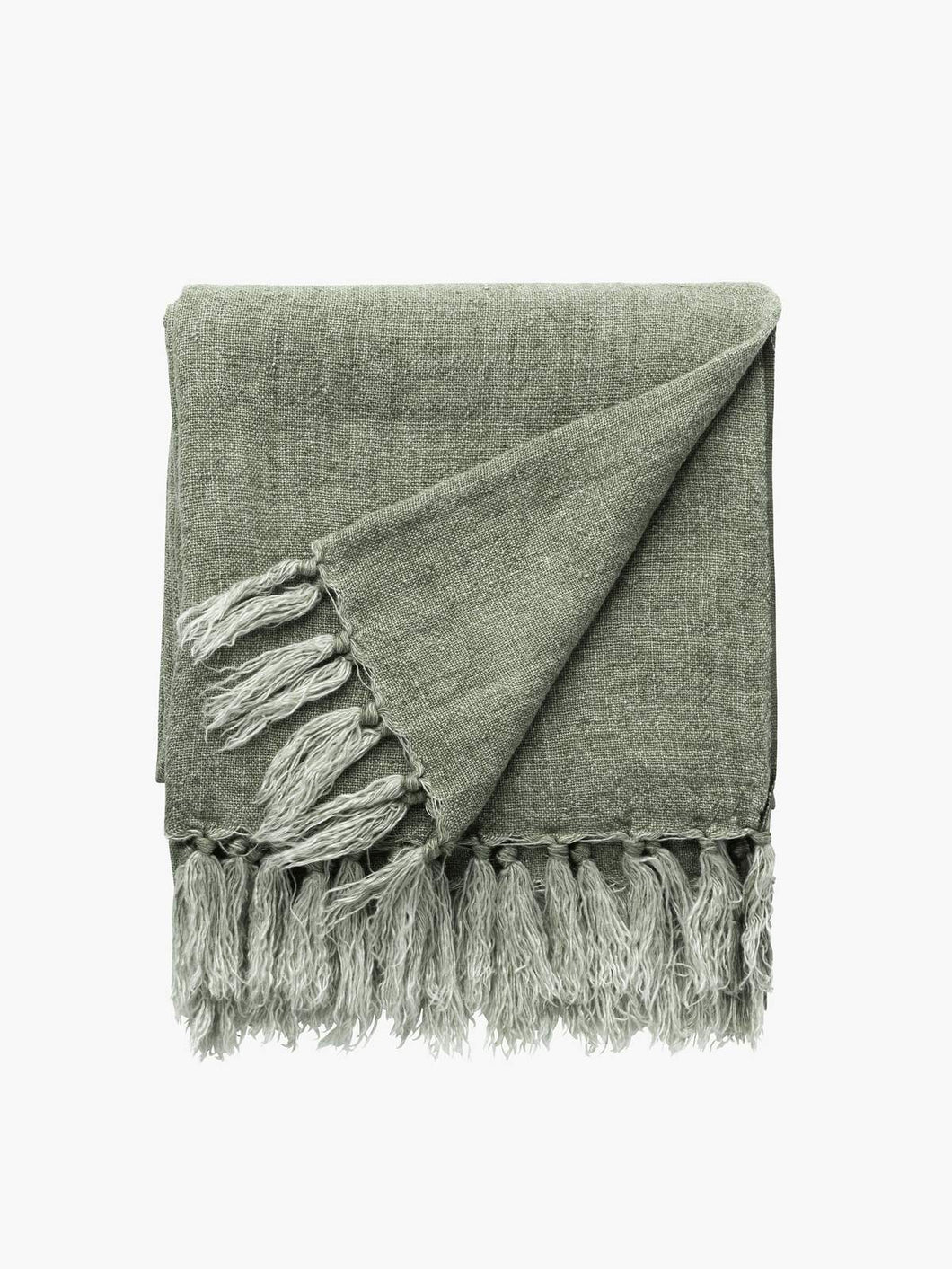 Burton Throw - Seagrass