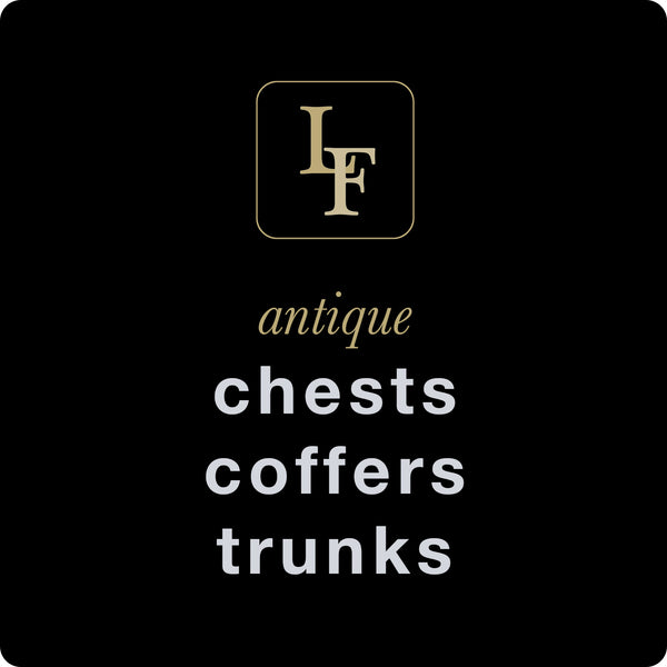 Antique Chests, Coffers & Trunks