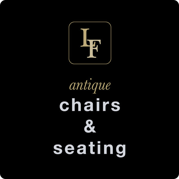 Antique Chairs & Seating