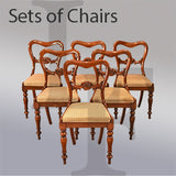 Antique Set of Chairs
