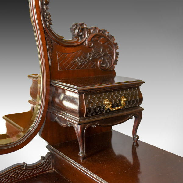 Antique Dressing Table, Mahogany, English Circa 1910 - London Fine Antiques