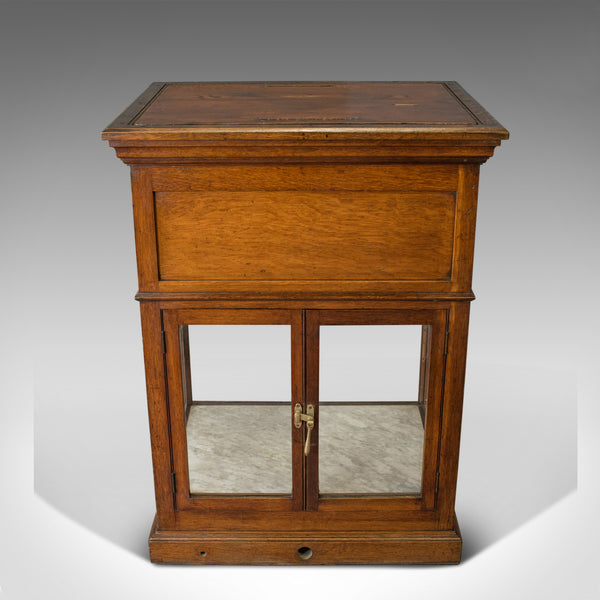 Antique Shop Display Cabinet, English, Edward Willows, Patented, Circa 1905 - London Fine Antiques