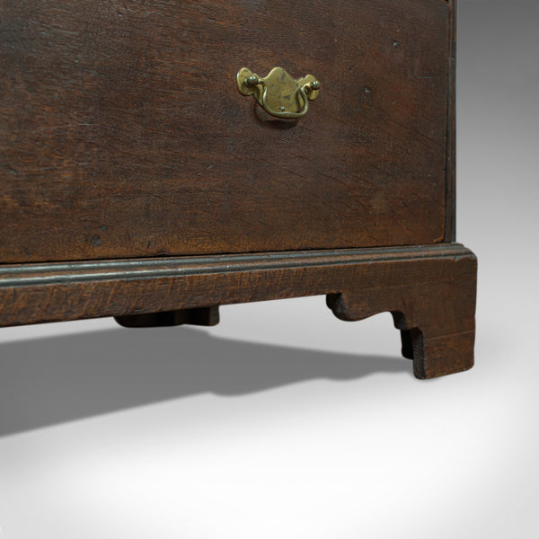 Antique Chest of Drawers, English, Oak, Tallboy, Georgian, Circa 1790 - London Fine Antiques