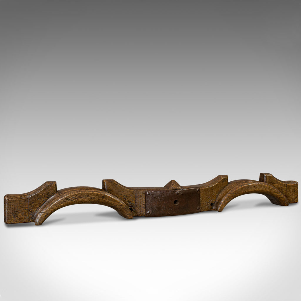 Antique Bow Yoke, English, Elm, Decorative, Wall, Display, Rural, Countryside - London Fine Antiques