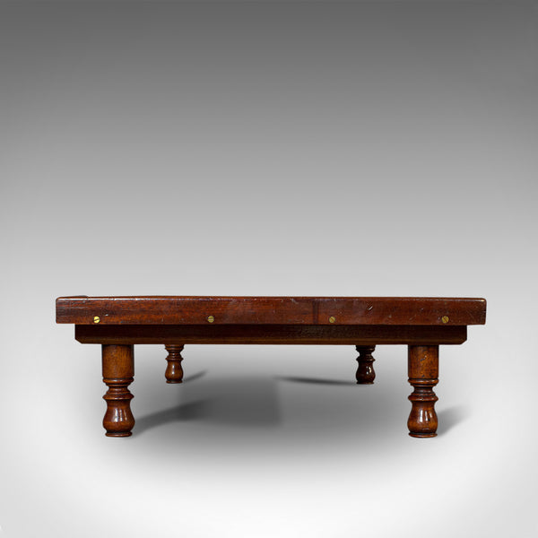 Antique Lap Tray, English, Mahogany, Bedtime, Breakfast, Table, Victorian, 1860