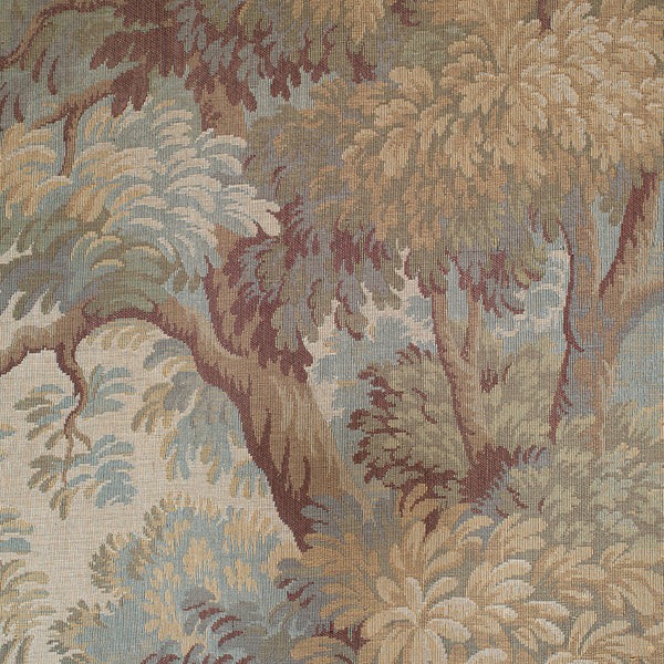 Antique Verdure Tapestry, Continental, Textile, Wall, Decorative, Victorian