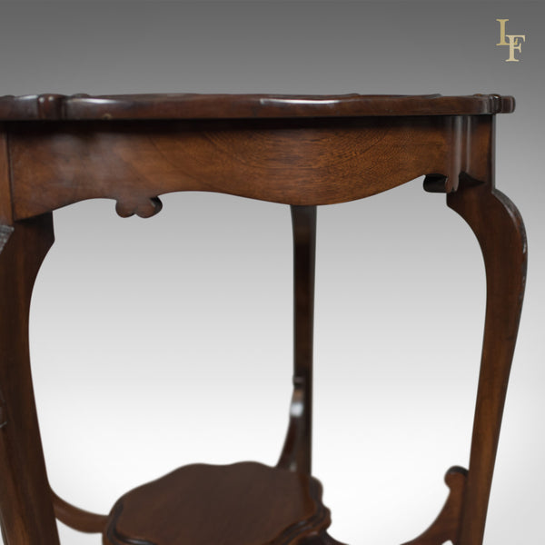 Antique Display Table, Victorian, Mahogany, English c.1880 - London Fine Antiques