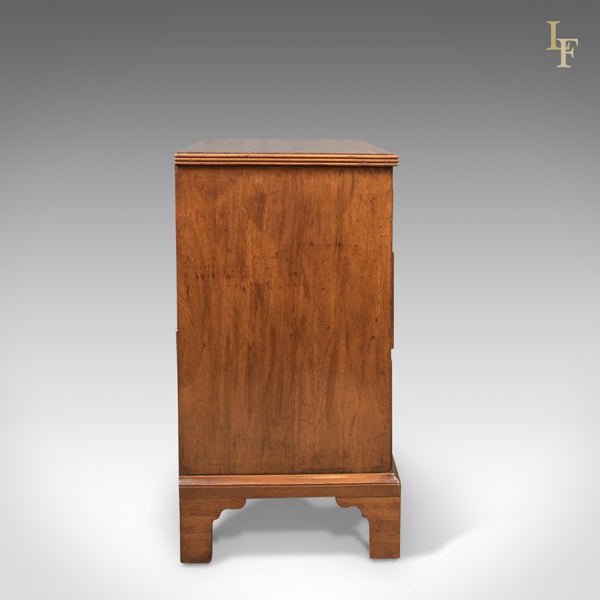 Antique Kneehole Desk, Victorian Knee Hole c.1870 - London Fine Antiques