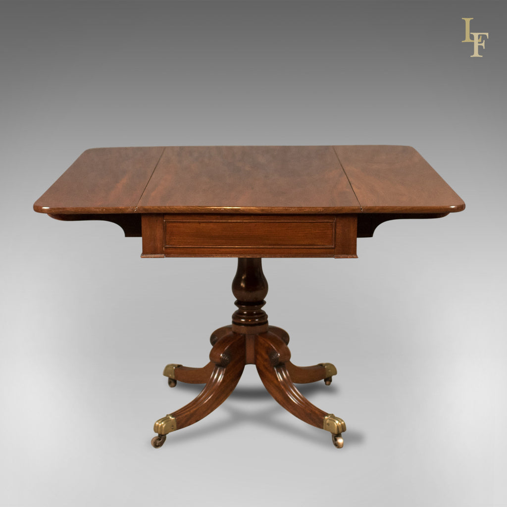 Antique Pembroke Table, Regency, English, C.1820   London Fine Antiques