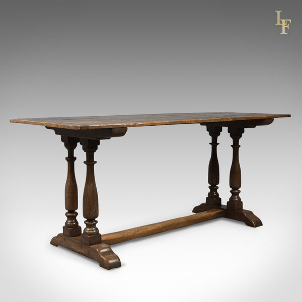 Antique Refectory Table 17th Century And Later English