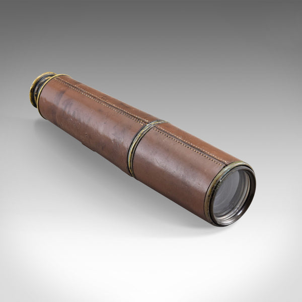 Antique Telescope, Achromatic Military Signalling MK VI Early C20th B C & Co Ltd - London Fine Antiques