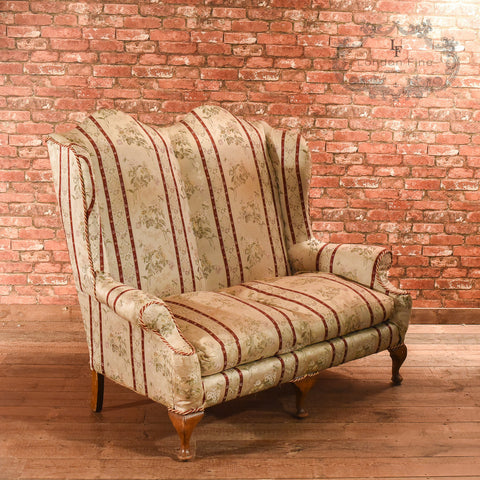 2 Seater Sofa in a Queen Anne Style, c.1900 - London Fine Antiques