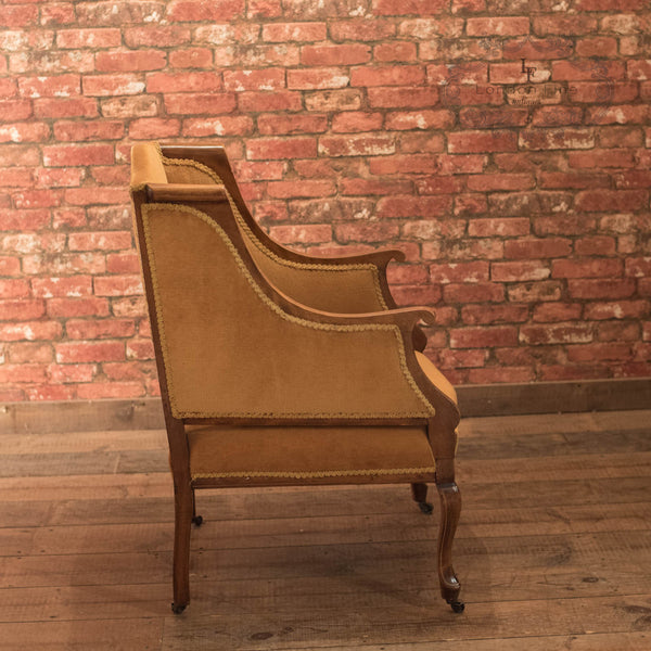 Edwardian Drawing Room Armchair, c.1910 - London Fine Antiques